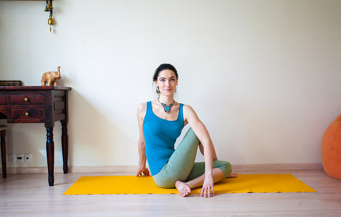 Yoga and Yoga Therapy for Women — Yoga and yogatherapy with Julia