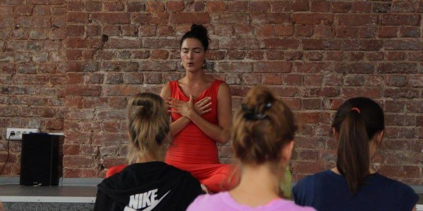 Мои мастер-классы на конференции «Наша йога»